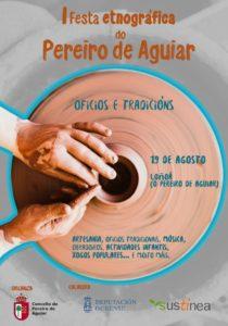 Fiesta etnográfica Pereiro de Aguiar